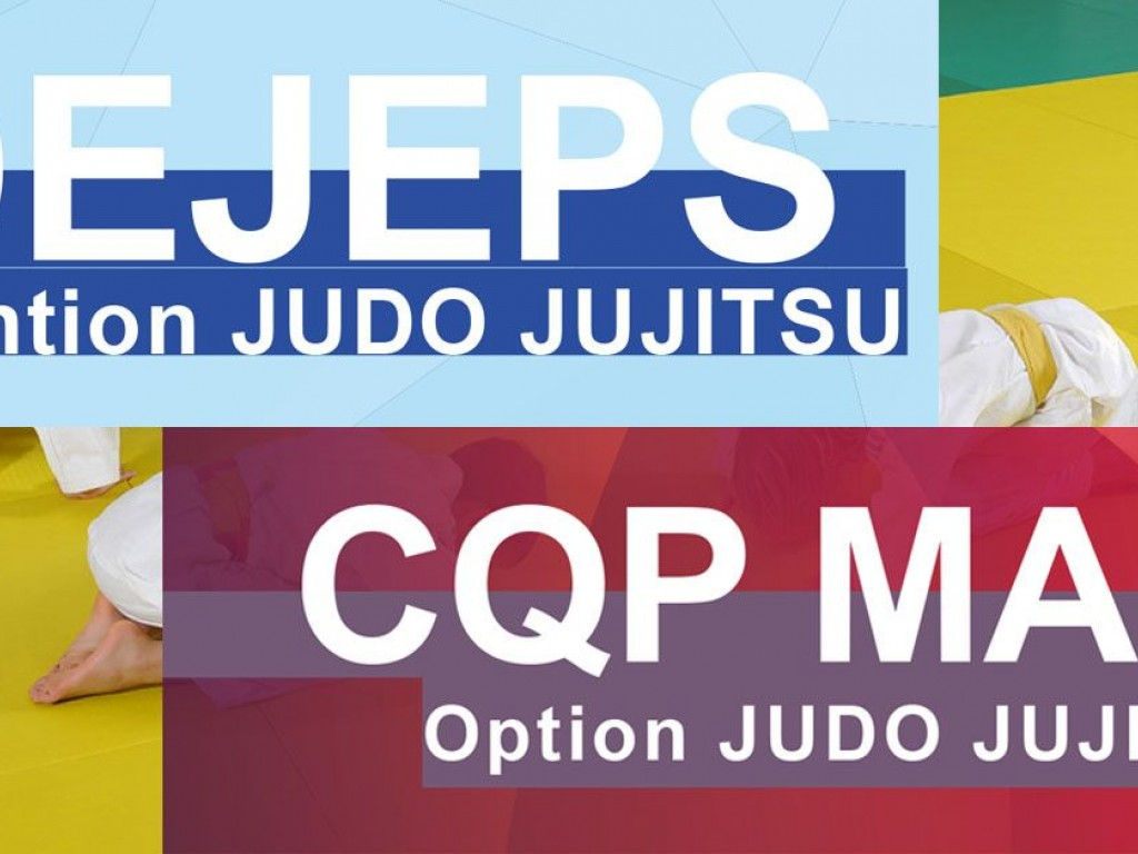 Image de l'actu 'Ouverture des inscriptions : Formation DEJEPS et CQP 2021 - 2022'